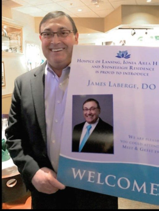 Dr. LaBerge's Story 2
